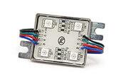 Светодиодные модули 4 LED 5050 Quadro