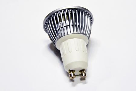 фото: Светодиодная лампа LEDcraft 120 MR16(GU10) 3 Ватт 220 Вольт Холодный белый
