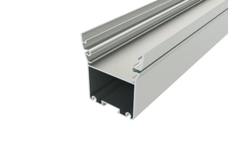 Профиль для фасадных АВД-3062 (6 метров хлыст) анодированный