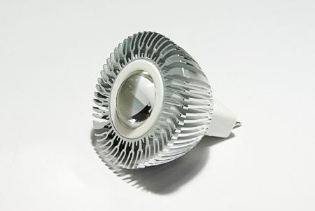 Светодиодная лампа LEDcraft 60 MR16(GU5,3) 3 Ватт 12 Вольт Холодный белый
