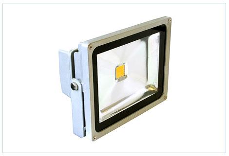 Светодиодный прожектор Ledcraft LCFL 40 Ватт Холодный белый