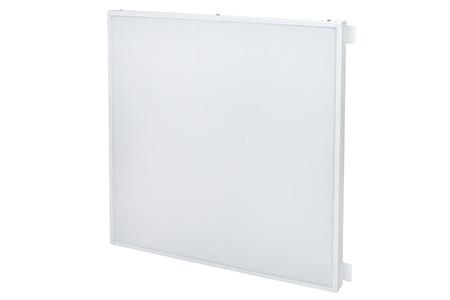 Универсальный светодиодный светильник Ledcraft LC-GSZS-40WW 580x580x58 40W Теплый белый