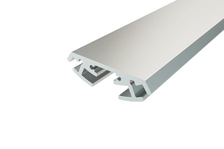 Профиль накладной алюминиевый LC-LP-1135-2 M-60 Anod