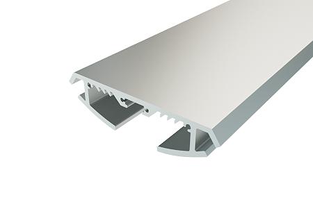Профиль накладной алюминиевый LC-LP-1970-2 M-120 Anod
