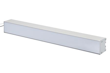 Светодиодный светильник Ledcraft LC-LP-3535 90W 2577 мм Опал Нейтральный белый