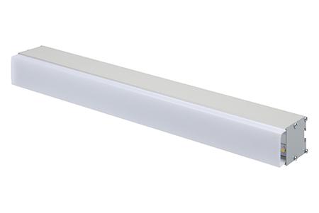 Светодиодный светильник Ledcraft LC-LP-4028 80W 2280 мм Опал Теплый белый
