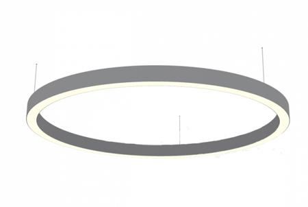 Светодиодный светильник кольцо Ledcraft LC-LP-5050 260W 2500 мм Опал Нейтральный белый