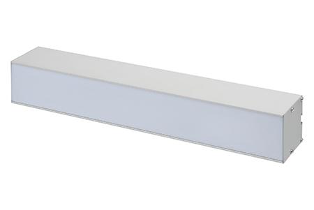 Светодиодный светильник Ledcraft LC-LP-5050 60W 1150 мм Опал Теплый белый