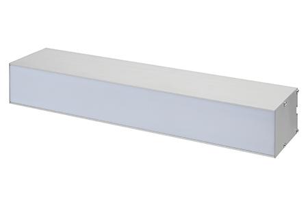 Светодиодный светильник Ledcraft LC-LP-7050 90W 1715 мм Опал Теплый белый