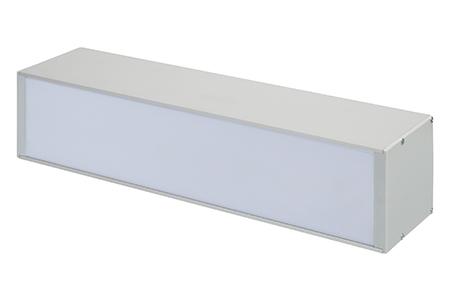 Светодиодный светильник Ledcraft LC-LP-7774 90W 1715 мм Опал Нейтральный белый