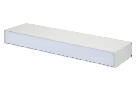 Светодиодный светильник Ledcraft LC-LP-9035 90W 1715 мм Опал Теплый белый