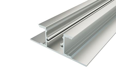 Профиль накладной алюминиевый LC-LPN-4916-2 Anod