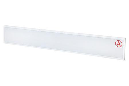 Накладной светильник LC-NS-40-OP-W ватт 1195*180 Холодный белый Опал с Бап