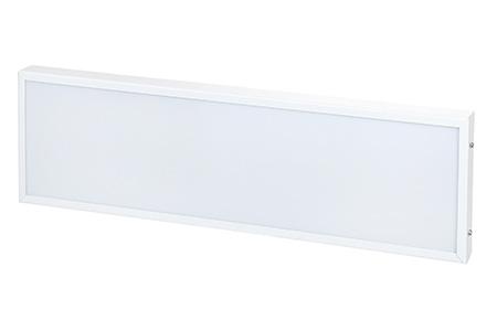 Универсальный офисный светодиодный светильник 40 Вт 595x180 4000K IP44 Опал
