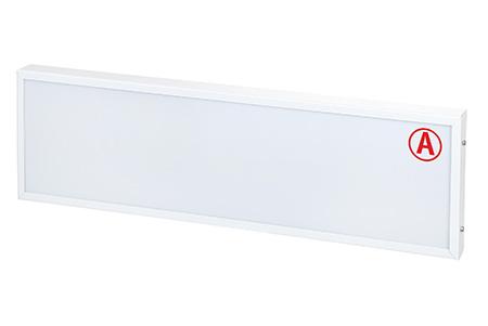 Накладной светильник LC-NS-40K-OP-W ватт 595*180 Холодный белый Опал с Бап