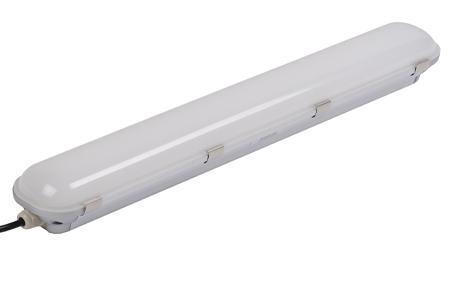 Накладной светильник LC-NSIP-40 ватт 125*660 IP65 Теплый Опал