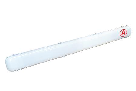 Накладной светильник LC-NSIP-80-OP 125*1265 IP65 Нейтральный Опал с Бап 3 часа