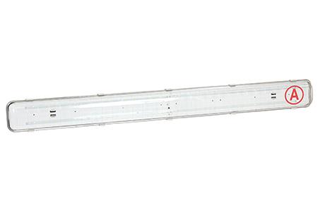 Накладной светильник LC-NSIP-80 125*1265 IP65 Нейтральный Прозрачный с Бап