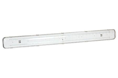 Накладной светильник LC-NSIP-80 125*1265 IP65 Холодный белый Прозрачный