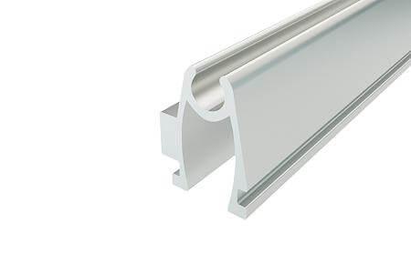 Алюминевый профиль АВД-3086 дин крепеж для кронштейна