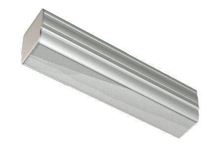 Светодиодный светильник LEDcraftLC-10-PR-WW10 Ватт IP20 (332 мм) Теплый Призма БАП-1