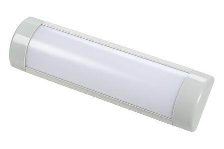 Линейный профильный светильник LC-120-36W (1180 мм) Теплый белый