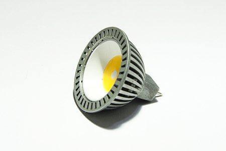 Светодиодная лампа LEDcraft 120 MR16(GU5,3) 3 Ватт 12 Вольт Теплый белый