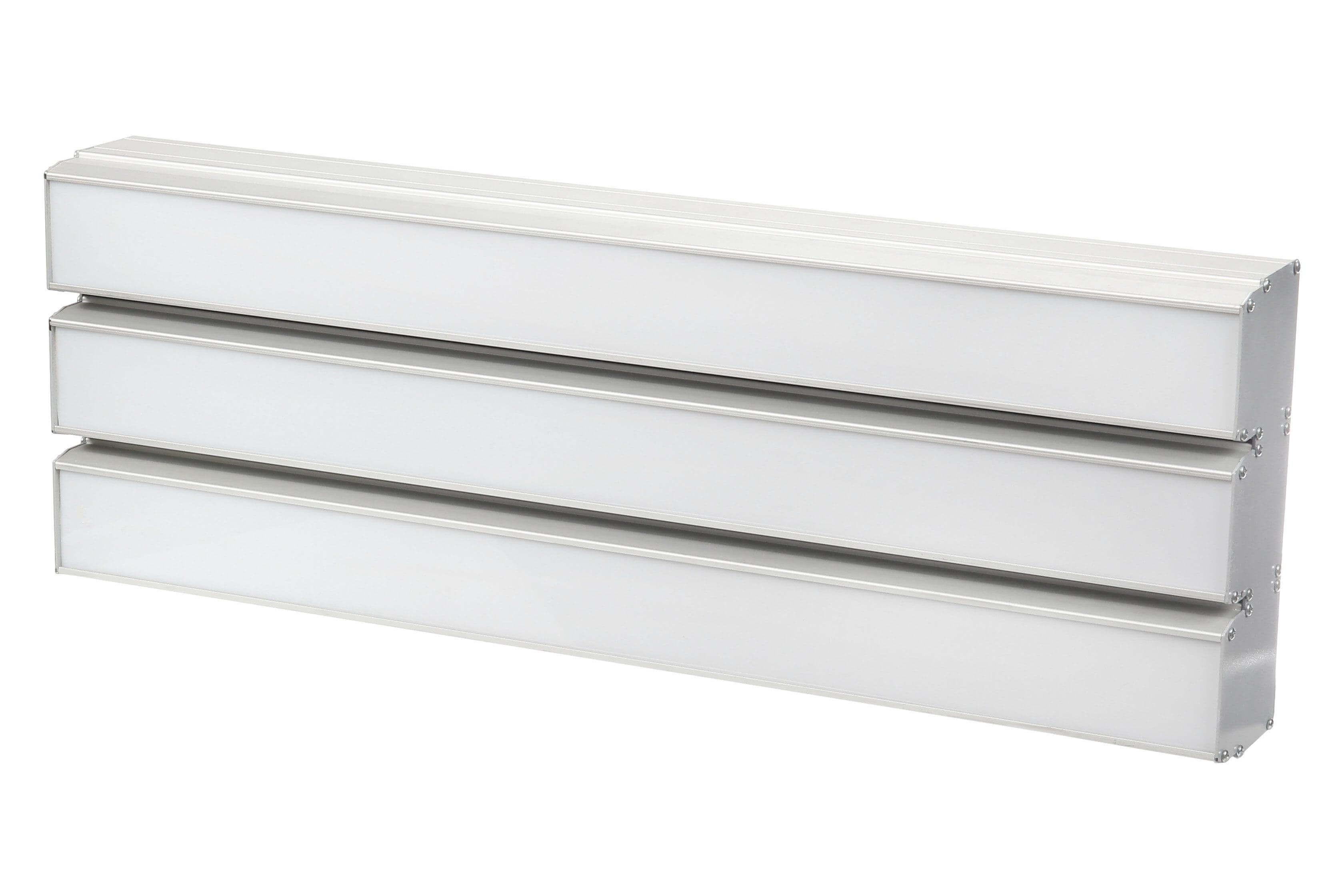 Светодиодный светильник LEDcraft LC-150-3PR-DW 150 Ватт IP20 (1464 мм) Нейтральный Опал