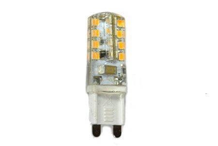 Светодиодная лампа LEDcraft 360 (G9) 4 ватт 230 Вольт Теплый белый