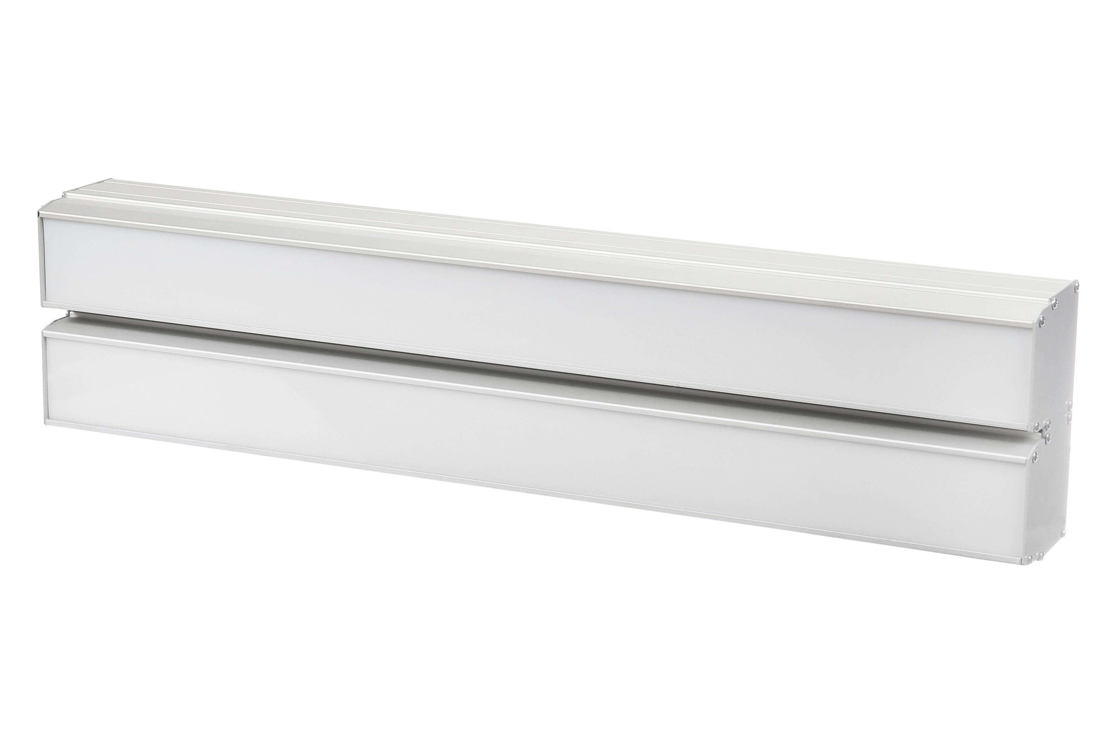 Светодиодный светильник LEDcraft LC-40-2PR-DW 40 Ватт IP20 (595 мм) Нейтральный Опал