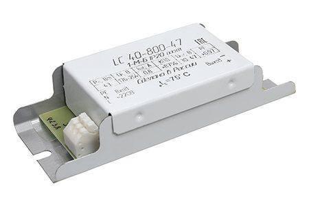 Драйвер для светильника LC-40-800-30-47-1М-Б IP20 000.01