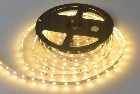 Светодиодная лента LEDcraft SMD 5050 7.2 Ватт на метр 30 диодов на метр IP 33 Нейтральный белый