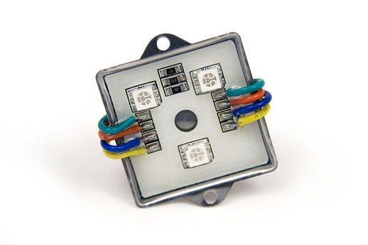 Светодиодный модуль LEDcraft 3 LED 5050 0,8 Вт Мультиколор