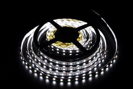 Светодиодная лента LEDcraft SMD 5050 25 Ватт на метр 120 диода на метр IP 33 Холодный белый