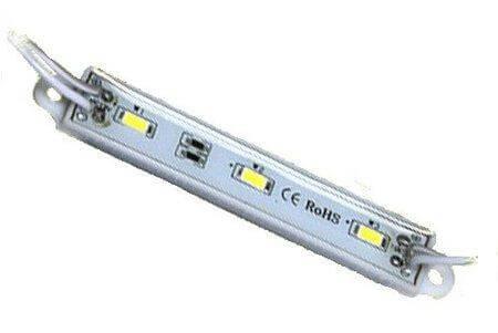 Светодиодный модуль LEDcraft 3 LED 5630 0,72 Вт Зеленый