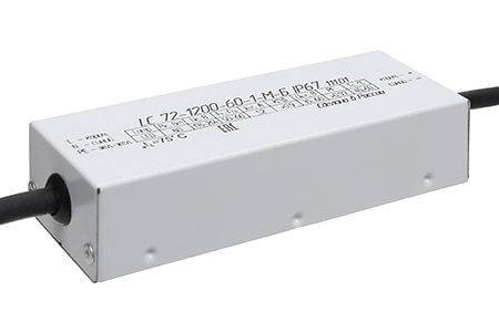 Драйвер для светильника LC-72-1200-62-1-М-Б IP67 111.01
