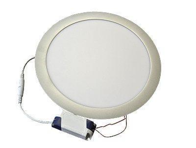 LEDcraft Downlight Белый Круглый 300*300*23 24 Ватт Теплый белый