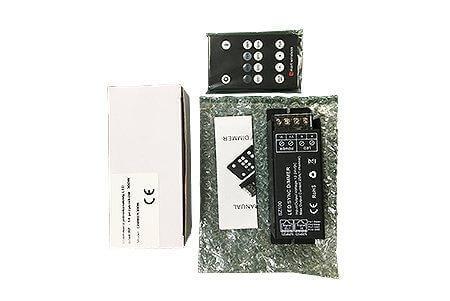 Диммер синхронизации LEDcraft LC-DS-14K 12/24V 300/600W 25А