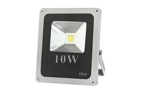 Светодиодный прожектор Ledcraft LCFL 10 Ватт Холодный белый