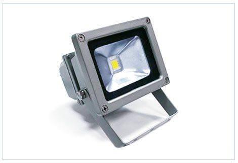 Светодиодный прожектор Ledcraft LCFL 10 Ватт Теплый белый