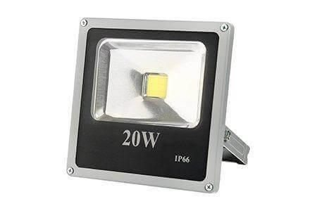 Светодиодный прожектор Ledcraft LCFL 20 Ватт Холодный белый