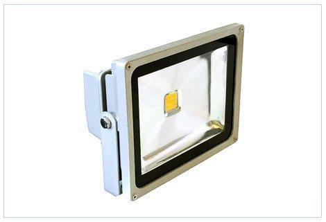 Светодиодный прожектор Ledcraft LCFL 20 Ватт Теплый белый
