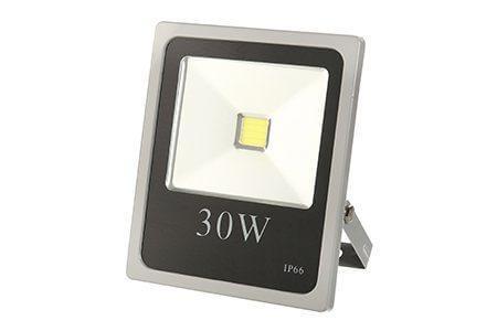 Светодиодный прожектор Ledcraft LCFL 30 Ватт Холодный белый