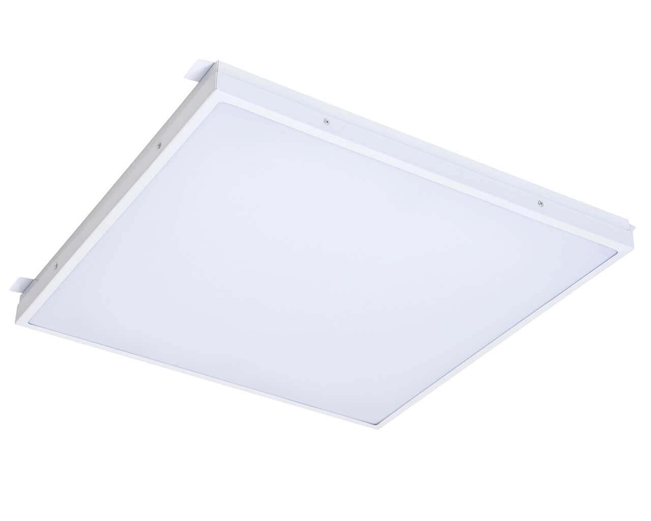 Cветильник грильято LC-GIP-80-OP 580*580 IP65 Теплый белый Опал