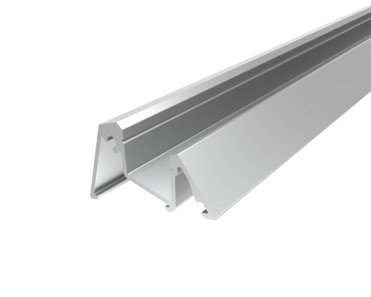 Профиль накладной алюминиевый LC-LP-1941-2 Anod