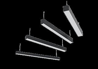 Светодиодный светильник Ledcraft LC-LP-3535 110W 3142 мм Опал Холодный белый