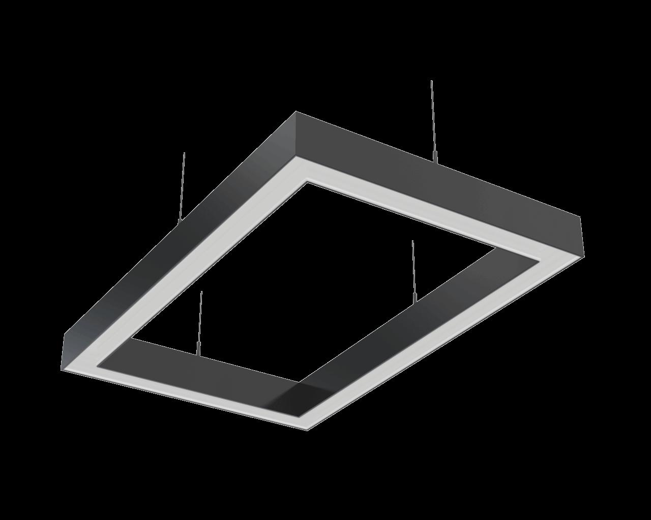 Светодиодный светильник Ledcraft LC-LP-5050 160W 920*1485 мм Опал Нейтральный белый