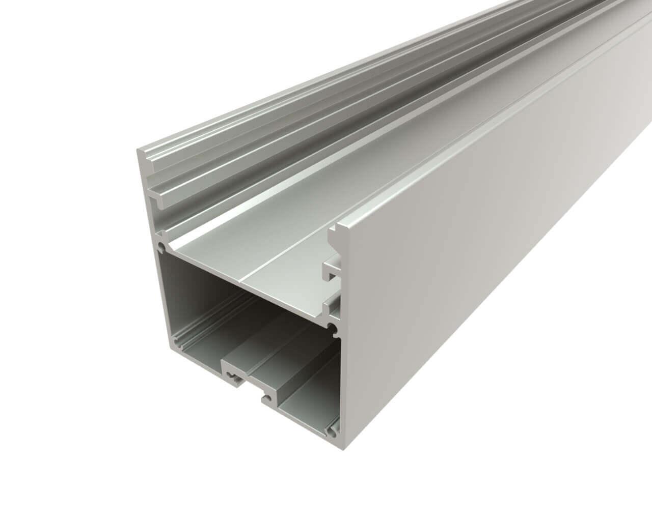Профиль накладной алюминиевый LC-LP-5050-2 Anod