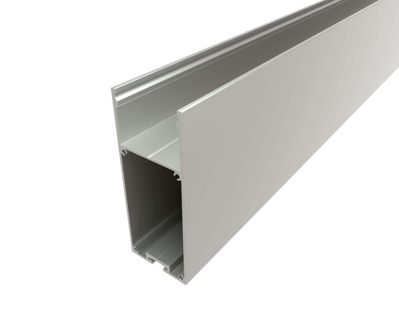 Профиль накладной алюминиевый LC-LP-9035-2 Anod