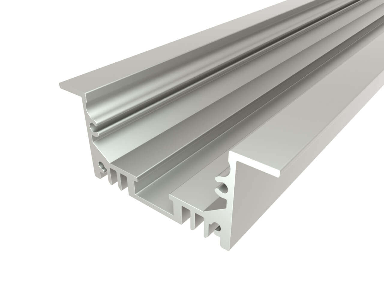 Профиль врезной алюминиевый LC-LPV-2050-2 Anod